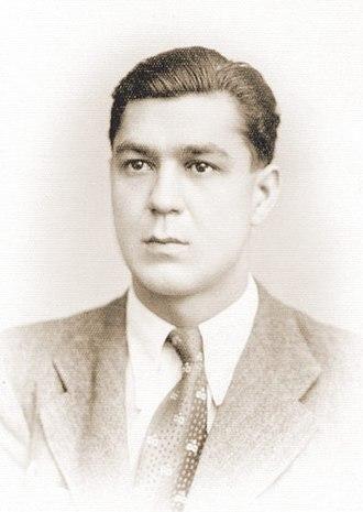 Dinu Adameșteanu - Dinu Adameșteanu in Rome in 1940