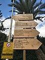 Directional sign in Kültürpark.jpg