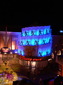 Il Disney Store di Tokyo Disneyland. ef2c2079d198