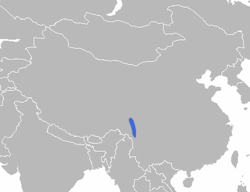 Distribution map of Dwarf blue sheep.png