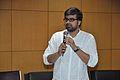 Divey Yadav Addresses - Valedictory Session - Workshop for Organising World Robot Olympiad - NCSM - Kolkata 2016-06-17 4701.JPG