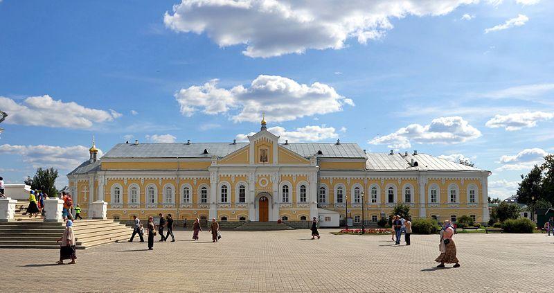 File:Diveyevo Serafimo-Diveevsky MonasteryRefectory and Alexander Nevsky Church IMG 9606 1725.jpg