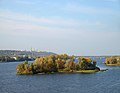 Dnieper River in Kiev. October 3rd. Ukraine.jpg