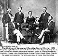 Dodge, Children of James and Randilla of Keene New Hampshire (4538954162).jpg