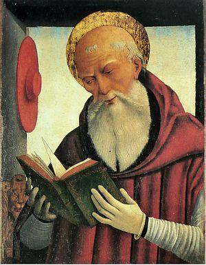 Domenico Panetti - Saint Jerome, Museum Jacquemart-André, Chaalis Abbey