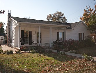 National Register of Historic Places listings in Boone County, Kentucky - Image: Donald Barger House