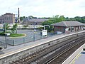 Dorchester South Station and Brewery - geograph.org.uk - 854340.jpg