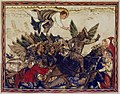Douce Apocalypse - Bodleian Ms180 - p.029 The Locusts riding.jpg