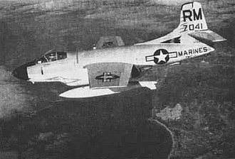 McDonnell Douglas - Douglas F3D Skyknight