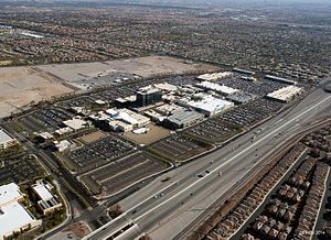 Downtown Summerlin (shopping center) - Aerial view