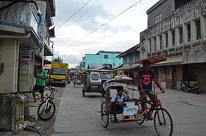 Guiuan, Eastern Samar - Downtown Guiuan