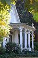 Dr. Charles Fox Brown House, Van Buren, AR, Front Porch.JPG