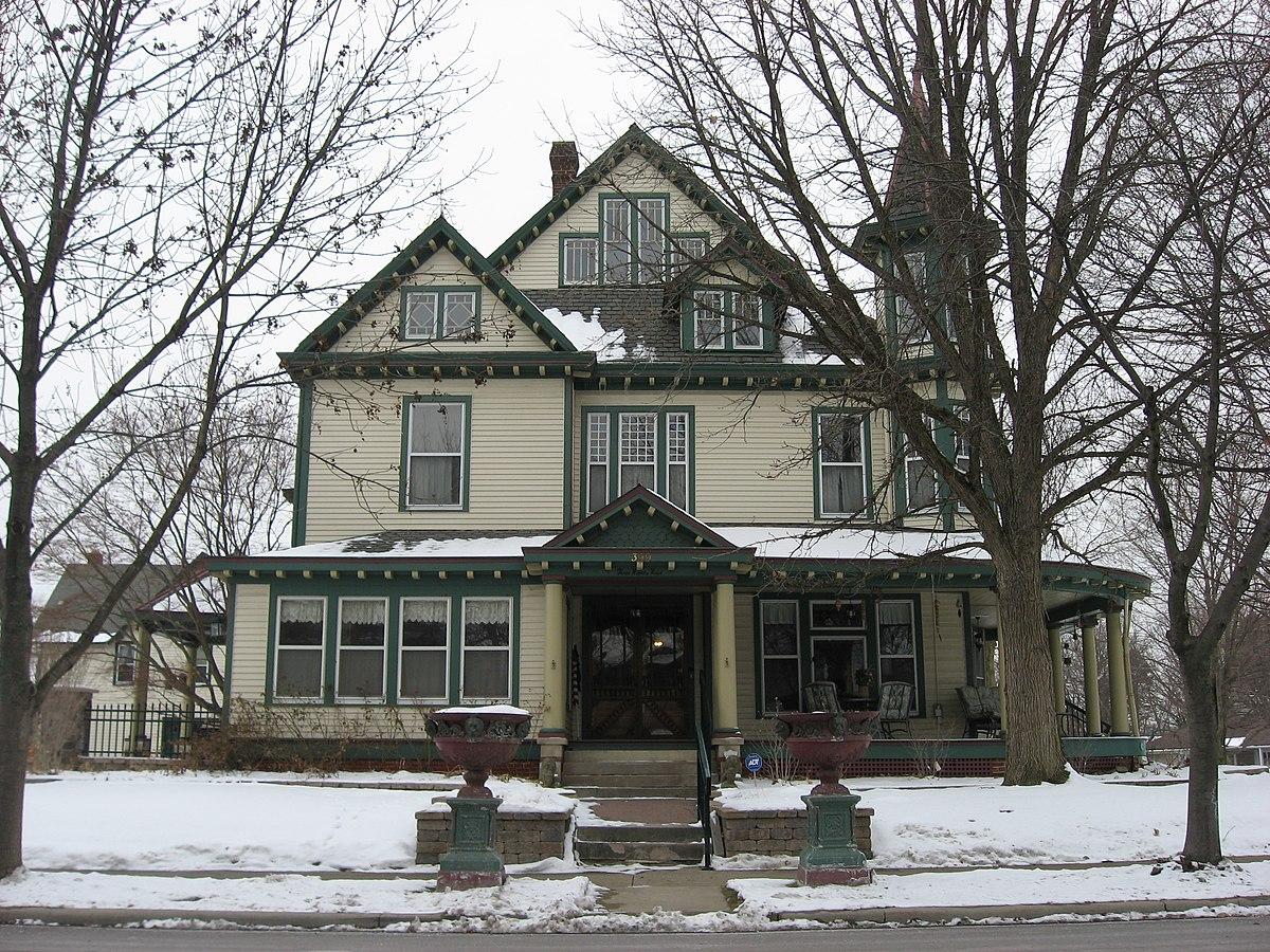 Dr Samuel Harrell House Wikipedia
