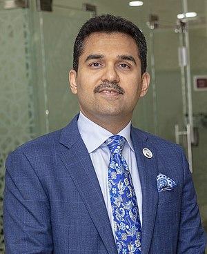 Shamsheer Vayalil - Image: Dr. Shamsheer Vayalil