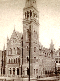 Dr. Tyng's Church, Madison Avenue, New York, from Robert N. Dennis collection of stereoscopic views crop.png