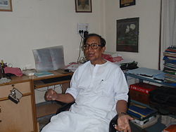 Dr. nagen Saikia in his personal library.jpg