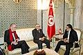 Dr Rafik Abdessalem a reçu M. Abdelwahed Radi, Président de l'Union Interparlementaire (UIP) - Flickr - Ministère Tunisien des Affaires Etrangères (1).jpg