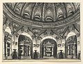 Drawing, Stage Design, Burial Chamber of Persian Kings, 1828 (CH 18359207).jpg