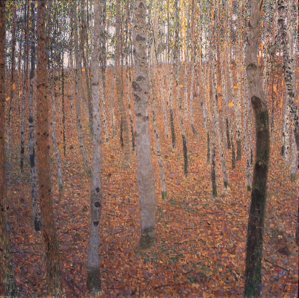 5 великих картин про осень