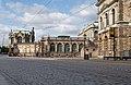 Dresden, der Zwinger Dm vanaf het Theaterplatz IMG 8250 2018-08-15 09.39.jpg
