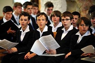 Dresdner Kreuzchor choir