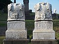 Dressel (Jakob and Anna Maria), St. Paul's Lutheran Cemetery (Mount Oliver), 2015-08-23, 01.jpg
