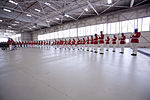 Drum and Bugle Corps and Silent Drill Platoon perform aboard Marine Corps Air Station Beaufort 140318-M-UX431-025.jpg
