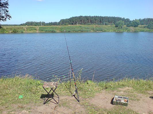 Dubna River (Volga basin)