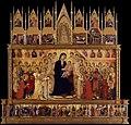 Duccio di Buoninsegna - Conjectural reconstrruction of the Maestà (front) - WGA06740.jpg