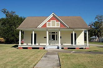 National Register of Historic Places listings in St. Bernard Parish, Louisiana - Image: Ducros House