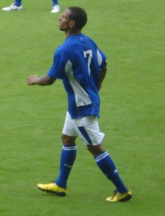2005–06 Brentford F.C. season - Image: Dudleycampbell