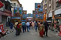 Durga Puja Spectators - Singhi Park - Dover Lane - Kolkata 2014-10-02 8938.JPG