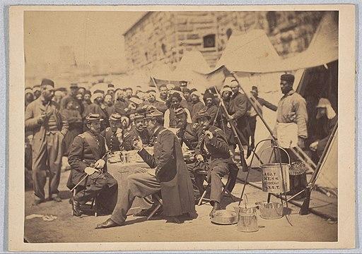 Duryea Zouaves, New York uniform of the Civil War