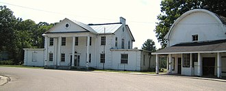 Dyess, Arkansas - Image: Dyess Colony Administration Building