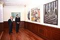 Eπίσκεψη ΑΝΥΠΕΞ κ.Δ.Δρούτσα στην έκθεση ζωγραφικής¨Ιχνηλατώντας την Κωσταντινούπολη¨. (4949146023).jpg