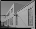 EAST SIDE, VIEW TO SOUTH OF 1941 SECOND-STORY ADDITION - Machine Shop Annex, Second Street, Keyport, Kitsap County, WA HABS WA-265-4.tif