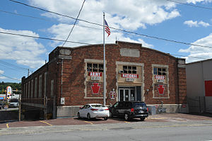 East Stroudsburg Armory - Image: EAST STROUDSBURG ARMORY, MONROE COUNTY,