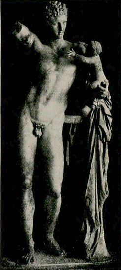 EB1911 Greek Art - Hermes of Praxiteles (2).jpg