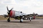EGSU - Republic P-47D Thunderbolt - G-THUN 549192 Nellie (30197886328).jpg