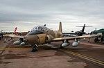 EGVA - BAC 167 Strikemaster Mk 87 - G-UVNR (43283974724).jpg