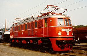 DRG Class E 19 - Image: E 19 01