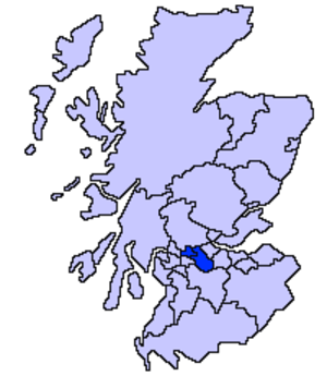East Dunbartonshire (UK Parliament constituency) - Image: East Dunbartonshire, North Lanarkshire