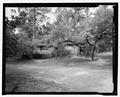 East elevation - Bastrop State Park, Cabin No. 4, Bastrop, Bastrop County, TX HABS TX-3522-1.tif