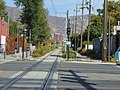 East from 700 East station, Salt Lake City, Utah, Oct 16.jpg