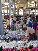 Eastern Market Detroit flower.JPG