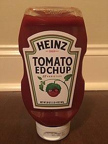 Heinz Tomato Ketchup Wikipedia