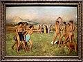 Edgar degas, giovani spartani che si esercitano, 1860 ca. 01.jpg