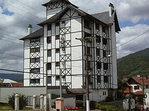 Igrejinha - Image: Edificio em Igrejinha
