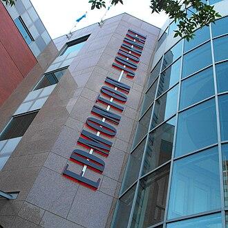 Edmonton Journal - Edmonton Journal building