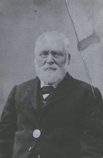 Edward Cargill - Portrait of Edward Cargill
